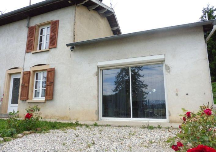 A vendre Bossieu 3804211 Bievre immobilier