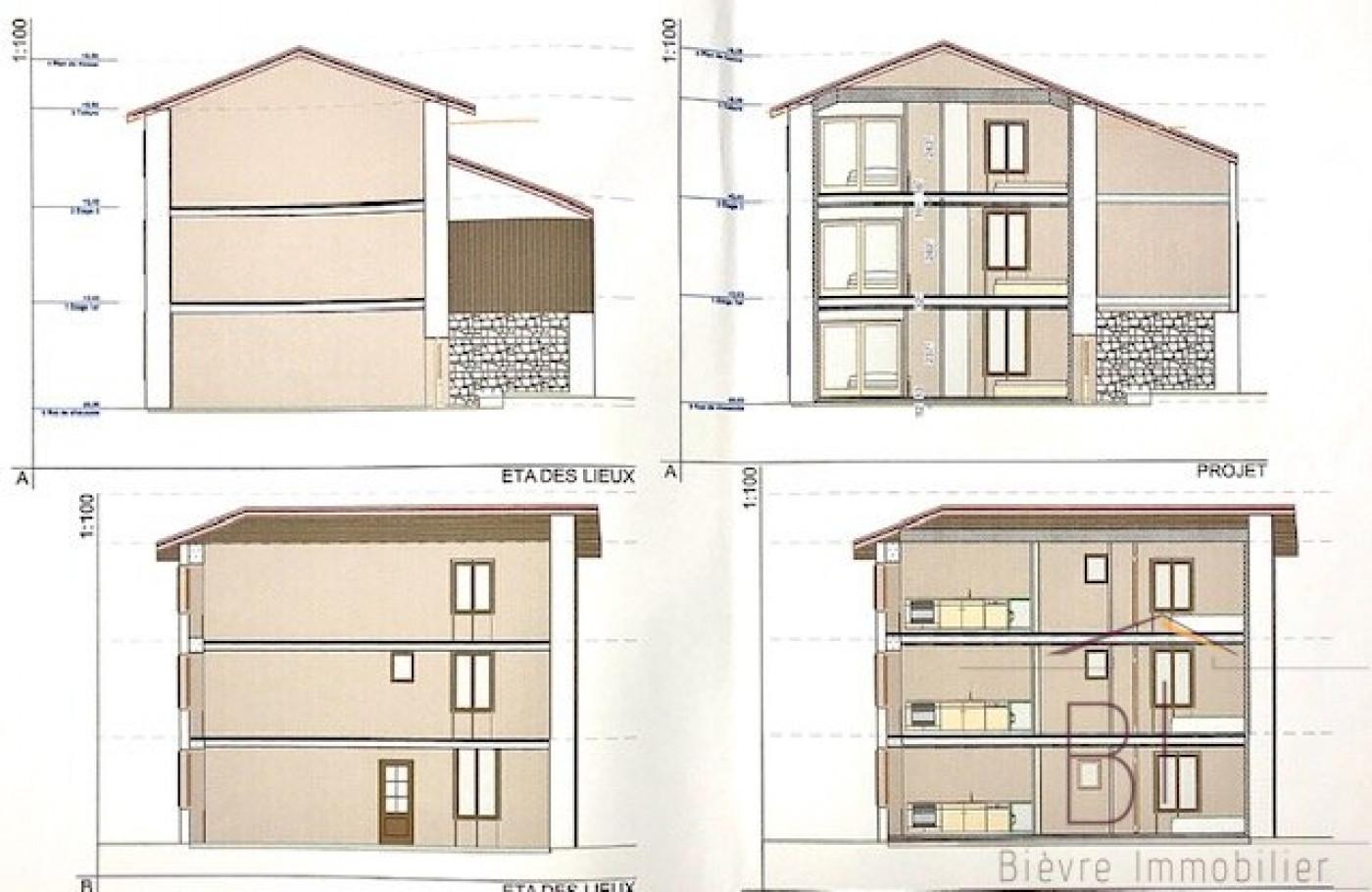 A vendre Saint Etienne De Saint Geoirs 380421633 Bievre immobilier