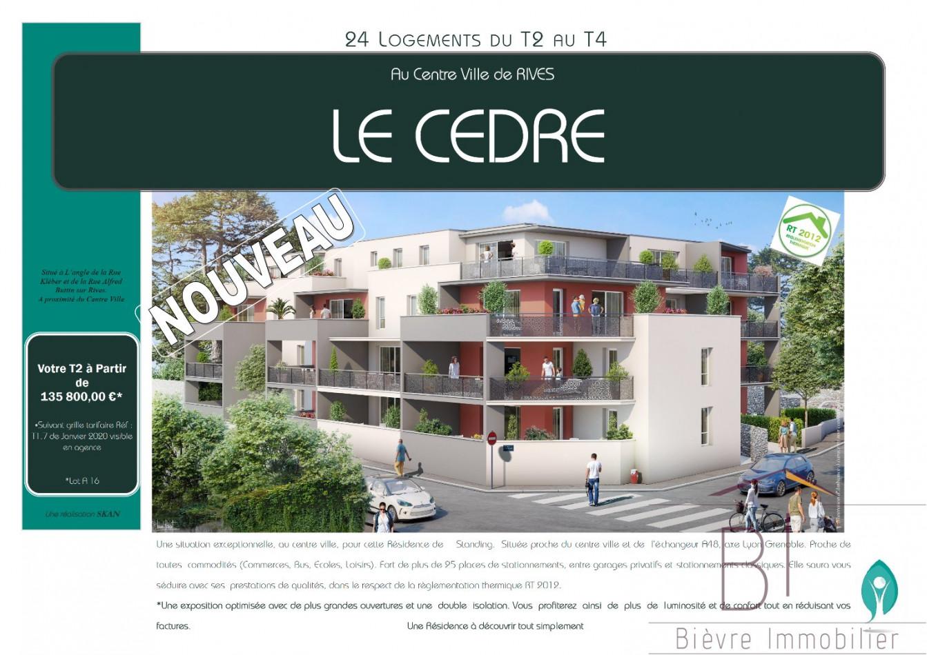A vendre Rives 380421914 Bievre immobilier