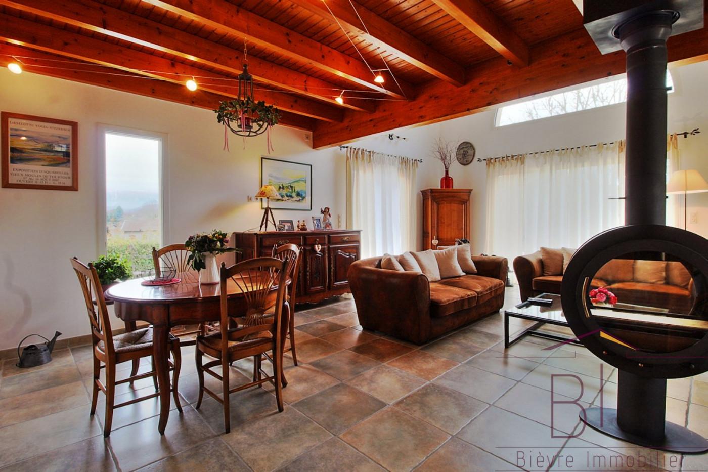 A vendre Chirens 380421939 Bievre immobilier