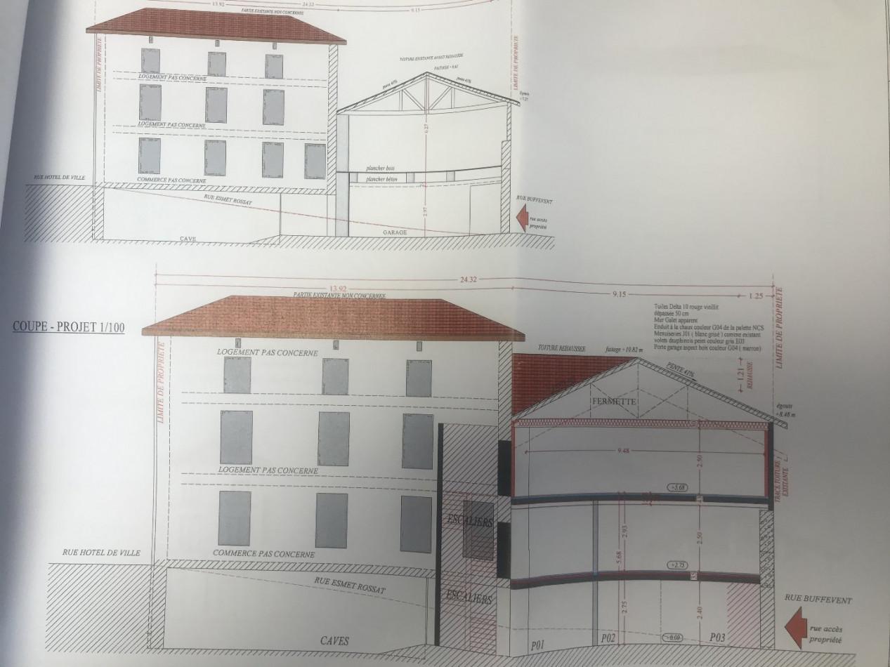 A vendre La Cote Saint Andre 380422202 Bievre immobilier