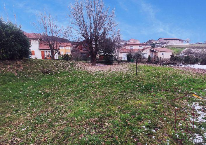 A vendre Terrain Voiron   Réf 380422409 - Bievre immobilier