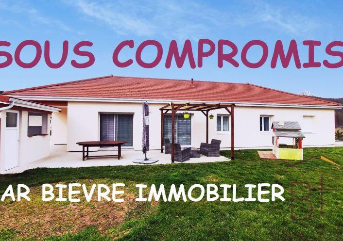 A vendre Maison Champier   Réf 380422445 - Bievre immobilier