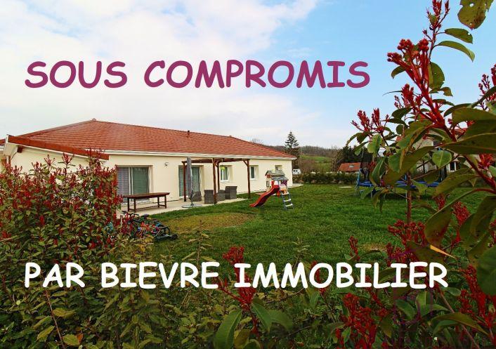 A vendre Maison La Cote Saint Andre   Réf 380422446 - Bievre immobilier