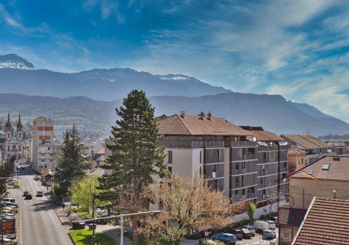 A vendre Appartement Voiron | Réf 380422457 - Bievre immobilier