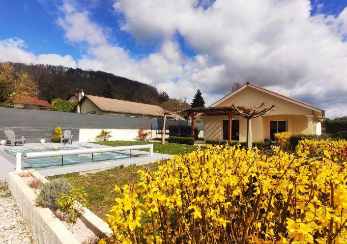 A vendre Maison Le Grand Lemps   Réf 380422488 - Bievre immobilier
