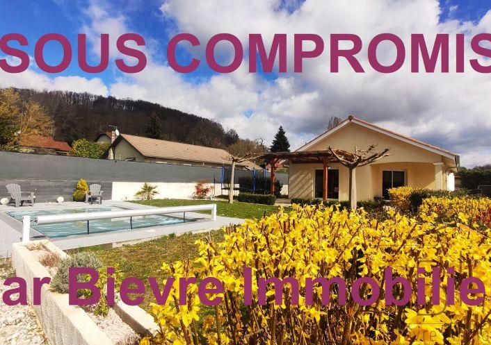 A vendre Maison Le Grand Lemps | Réf 380422488 - Bievre immobilier