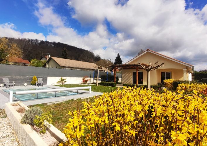 A vendre Maison Rives   Réf 380422489 - Bievre immobilier