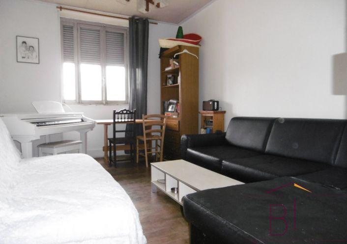 A vendre Appartement à rénover Voiron   Réf 380422495 - Bievre immobilier
