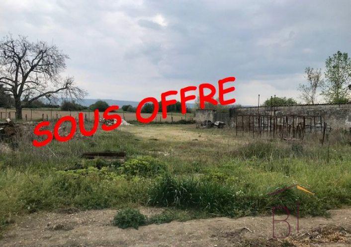A vendre Terrain La Cote Saint Andre   Réf 380422501 - Bievre immobilier