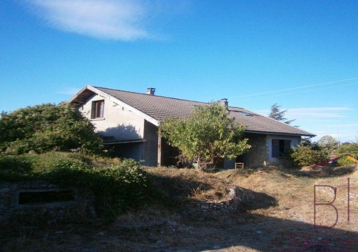 A vendre Maison Saint Simeon De Bressieux | Réf 380422518 - Bievre immobilier