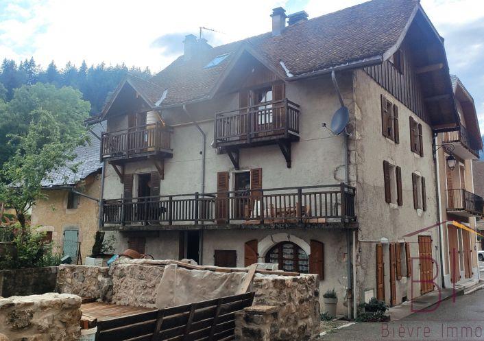 A vendre Appartement Saint Pierre D'entremont   Réf 380422624 - Bievre immobilier