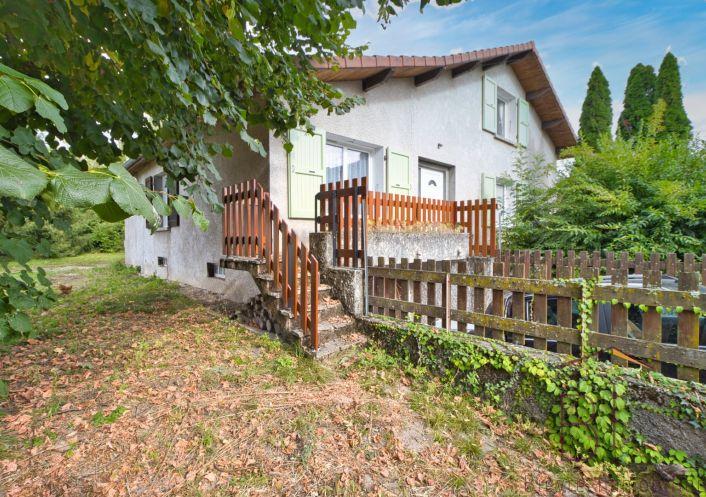 A vendre Maison Saint Simeon De Bressieux | Réf 380422670 - Bievre immobilier