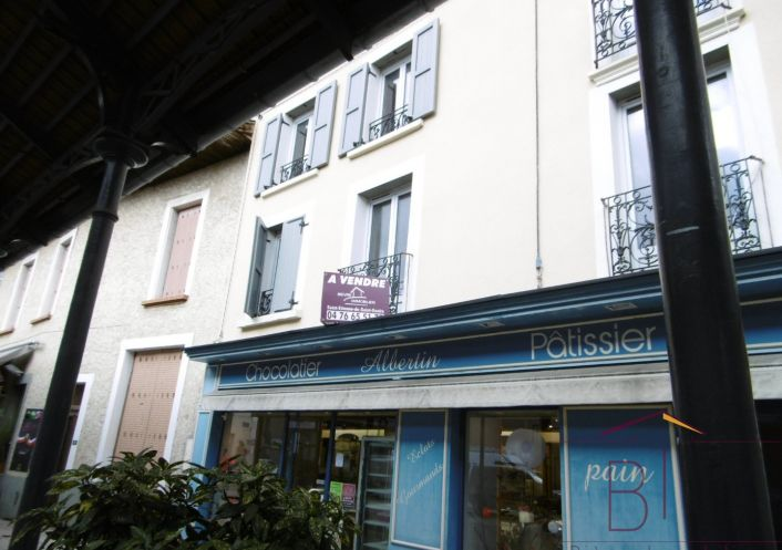 A vendre Immeuble Saint Etienne De Saint Geoirs | Réf 3804248 - Bievre immobilier