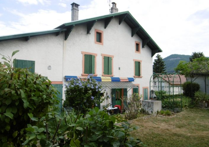 A vendre Voiron 380426 Bievre immobilier