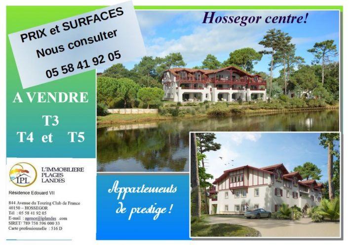 A vendre Hossegor 400023818 L'immobilière plages landes