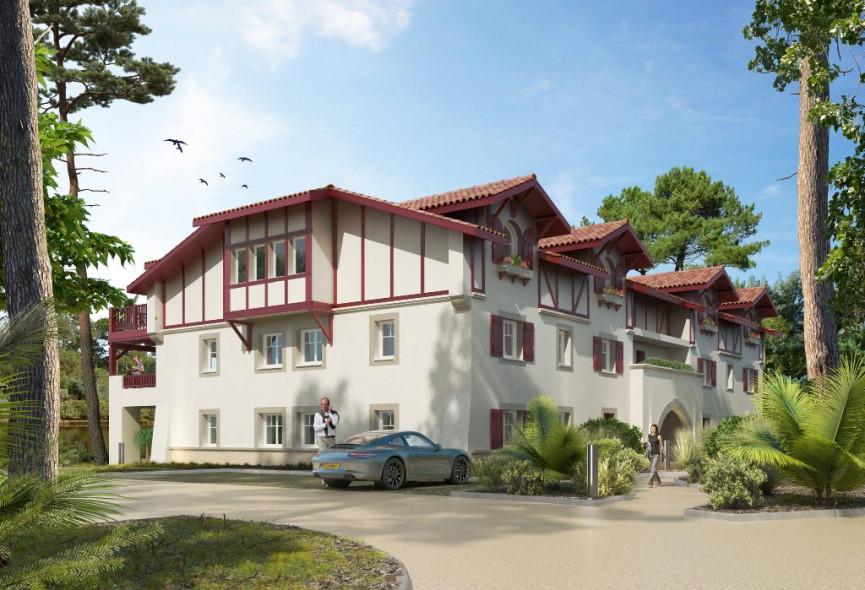 A vendre Hossegor 400023820 L'immobilière plages landes