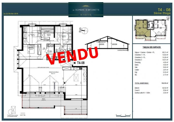 A vendre Hossegor 400023824 L'immobilière plages landes