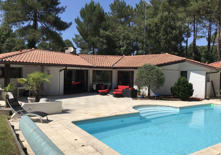 A vendre Hossegor 400023937 L'immobilière plages landes