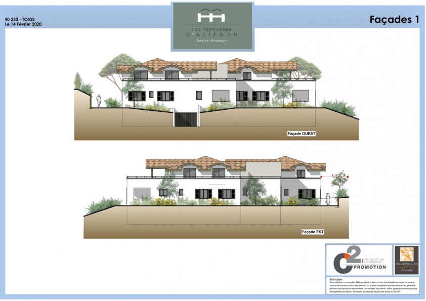 A vendre Hossegor 400023983 L'immobilière plages landes