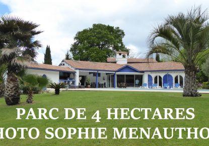 A vendre Saint Martin De Seignanx 4000910060 Adaptimmobilier.com