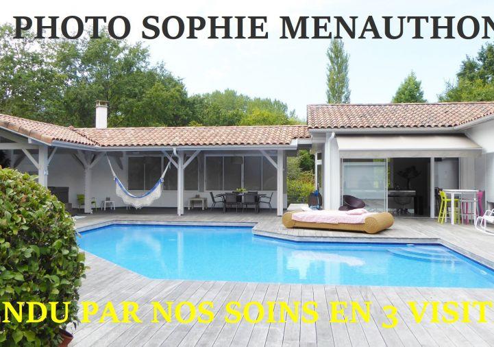 A vendre Villa d'architecte Vielle Saint Girons | Réf 4000910098 - Equinoxes immobilier