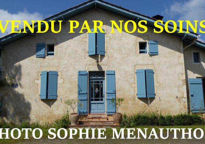A vendre Fermette Pouillon | Réf 4000910139 - Equinoxes immobilier