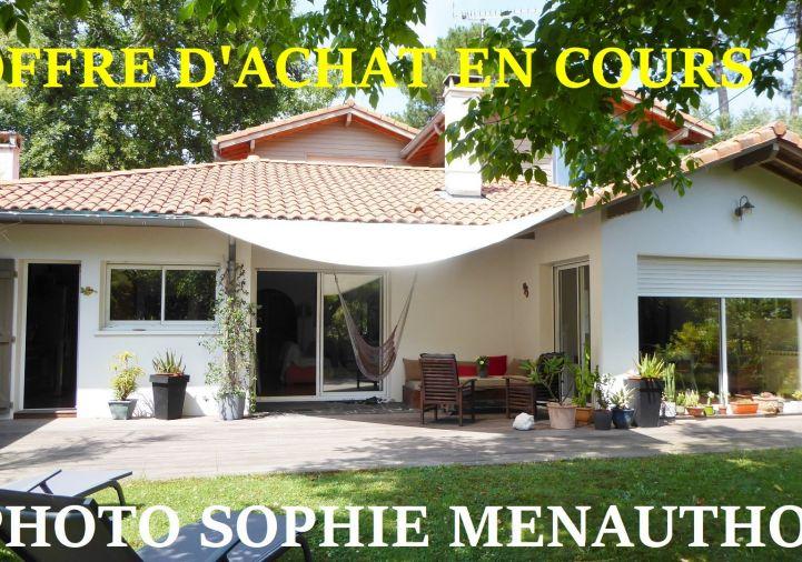 A vendre Villa d'architecte Hossegor   Réf 4000910256 - Equinoxes immobilier