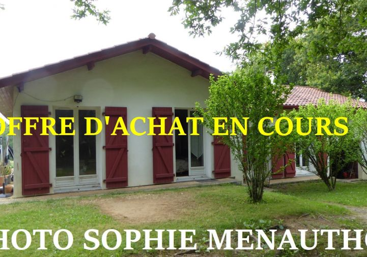 A vendre Arcangues 4000910304 Equinoxes immobilier