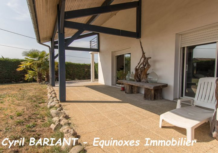 A vendre Maison contemporaine Peyrehorade   Réf 4000910394 - Equinoxes immobilier