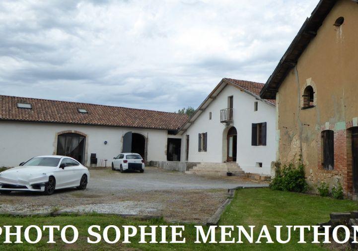 A vendre Fermette Pouillon | Réf 4000910574 - Equinoxes immobilier
