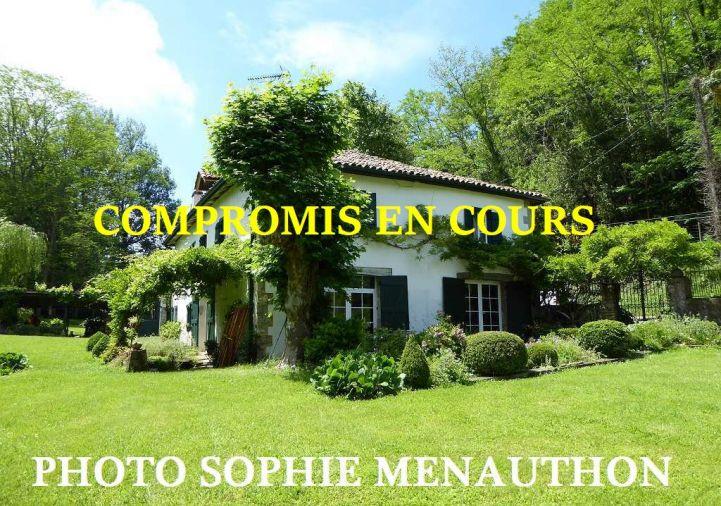 A vendre Maison de ma�tre Bayonne | R�f 4000910648 - Equinoxes immobilier