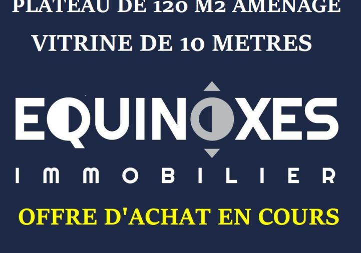 A vendre Local commercial Bayonne   Réf 4000910724 - Equinoxes immobilier
