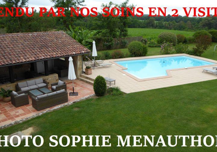A vendre Fermette Pouillon | Réf 4000910745 - Equinoxes immobilier
