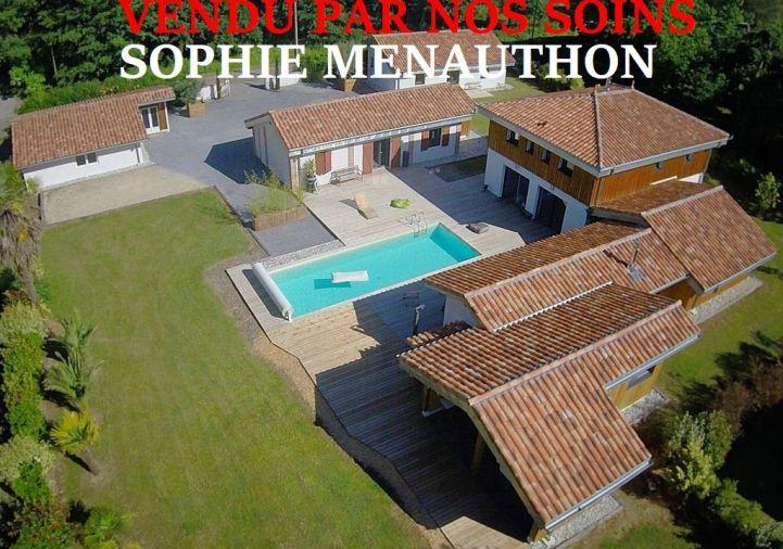 A vendre Propriété Soustons | Réf 4000910765 - Equinoxes immobilier
