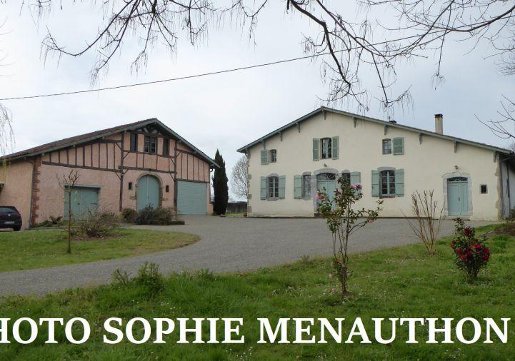 A vendre Maison de caractère Pouillon | Réf 4000910798 - Equinoxes immobilier