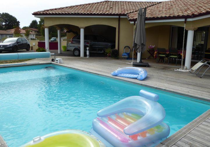 A vendre Maison contemporaine Pouillon   Réf 4000910820 - Equinoxes immobilier