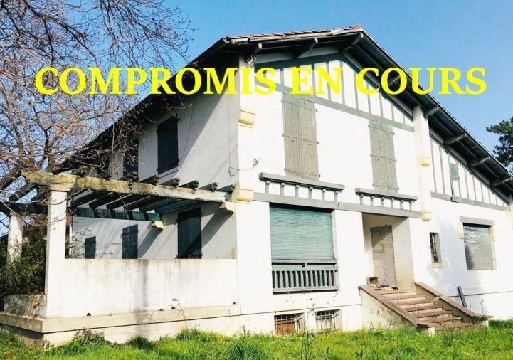 A vendre Maison de caractère Biarritz | Réf 4000910909 - Equinoxes immobilier