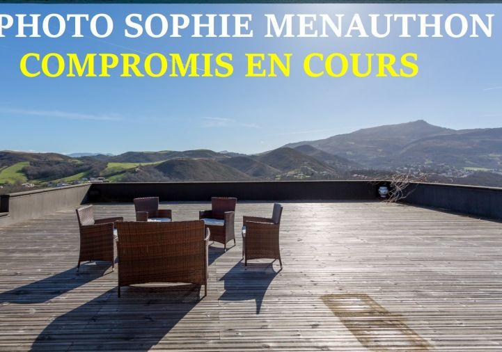 A vendre Villa d'architecte Saint Pee Sur Nivelle | Réf 4000910923 - Equinoxes immobilier