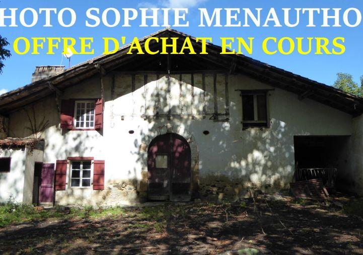 A vendre Fermette La Bastide Clairence | R�f 4000910979 - Equinoxes immobilier