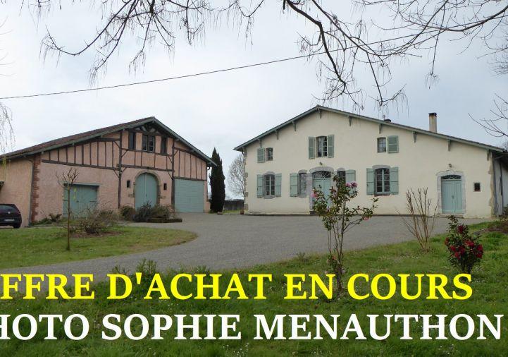 A vendre Maison de caractère Pouillon   Réf 4000910989 - Equinoxes immobilier