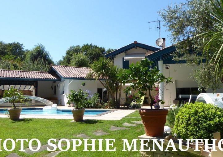 A vendre Villa d'architecte Arcangues   Réf 4000911286 - Equinoxes immobilier