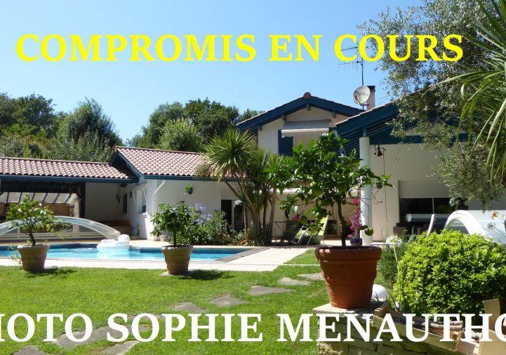 A vendre Villa d'architecte Arcangues | R�f 4000911286 - Equinoxes immobilier