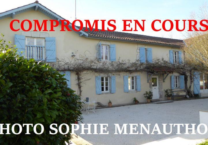 A vendre Maison de campagne Benesse Maremne | Réf 4000911340 - Equinoxes immobilier