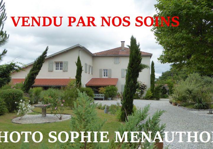 A vendre Maison de caract�re Dax   R�f 4000911348 - Equinoxes immobilier