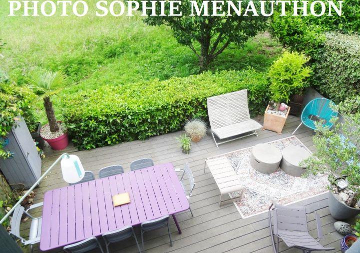 A vendre Appartement en rez de jardin Guethary   Réf 4000911429 - Equinoxes immobilier