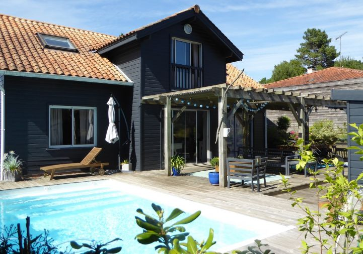 A vendre Villa d'architecte Capbreton | Réf 4000911438 - Equinoxes immobilier