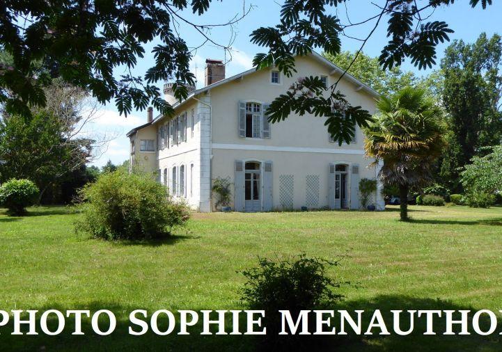 A vendre Maison de caractère Pouillon   Réf 4000911443 - Equinoxes immobilier