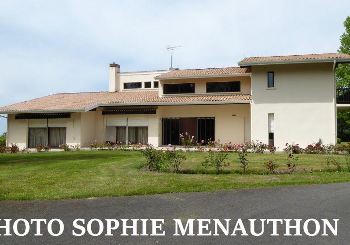 A vendre Villa d'architecte Dax   Réf 4000911554 - Equinoxes immobilier