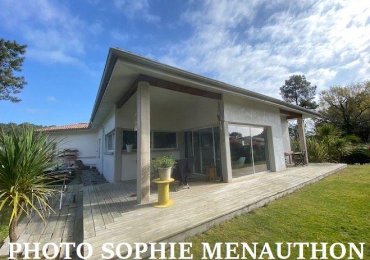 A vendre Villa d'architecte Labenne   Réf 4000911585 - Equinoxes immobilier
